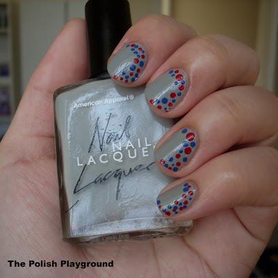 Crumpet's Nail Tarts - Tri Polish Challenge May 2