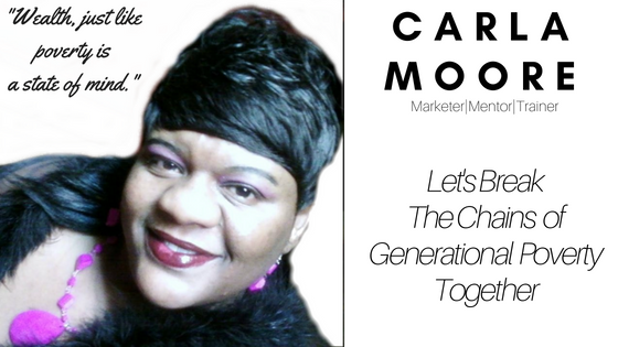 Carla Moore Speaks