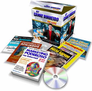 Kit Ganhe Dinheiro Online