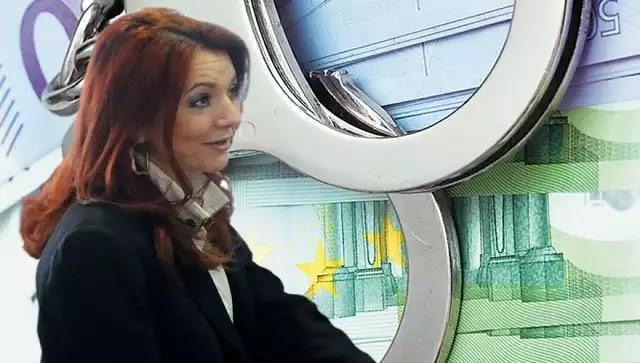 Παραιτήθηκε η εισαγγελέας «κατά της διαφθοράς» Ελένη Ράϊκου λόγω... διαφθοράς;