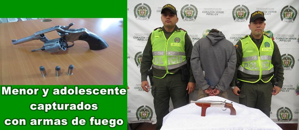 Fusagasug operativos para disminuir homicidios for Porte y tenencia de armas