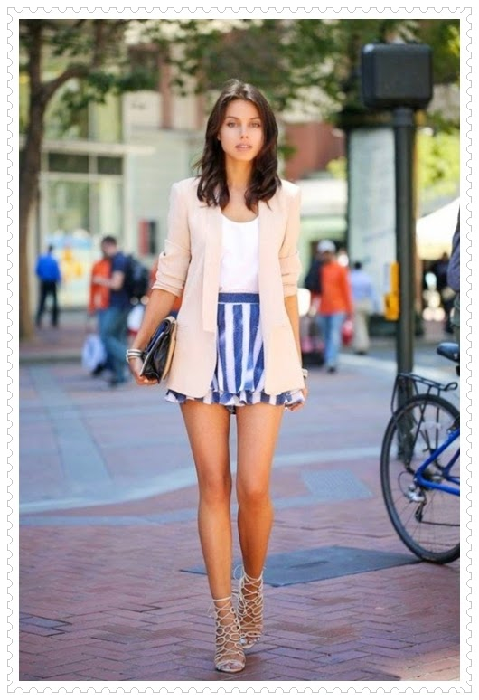 Fantastische Sommer Kleidung in verschiedenen Farben