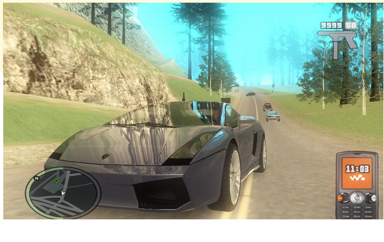 SITUS WONOSOBO: Aplikasi untuk mengedit GTA SAN ANDREAS seperti GTA 4
