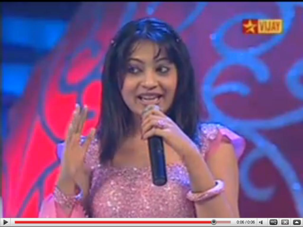 Bhavana Hot Vijay Tv S Anara Navel Anchor Filmvz Portal