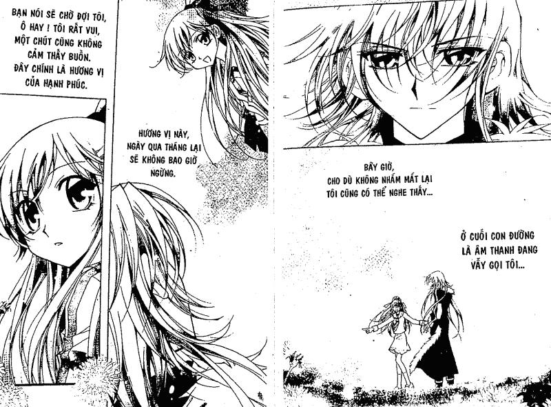 LEGEND - Truyền thuyết Fushigi Chapter 2 - Trang 10