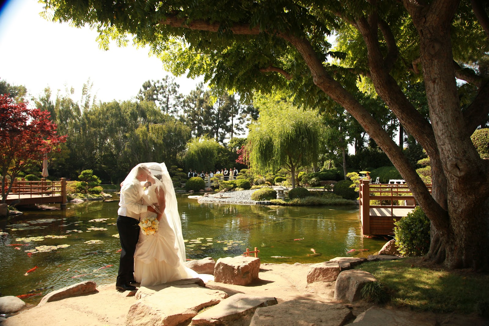 Enchanted Portraiture: Steve and Justine at Cal State Long Beach ...
