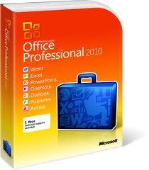 Office 2010 برنامج اوفيس