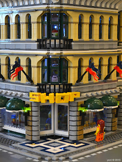 sydney brick show - lego department store
