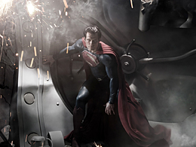 Man of Steel film image