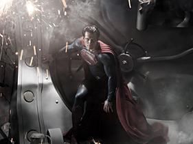 Man of Steel film image