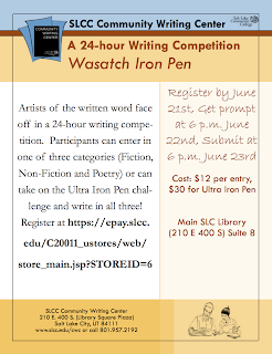 Wasatch Iron Pen