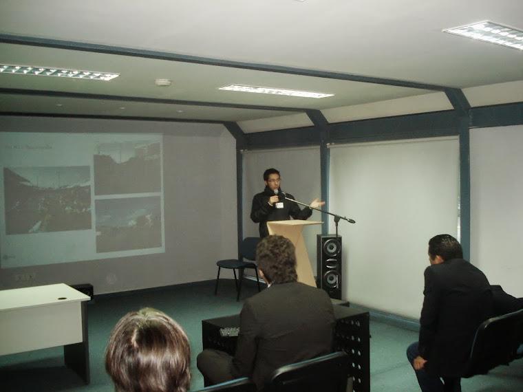Arq. Daniel Mora. Universidad de Nariño.Colombia