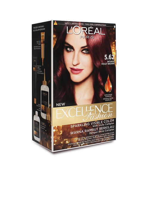 Excellence Fashion, L'Oreal Paris Indonesia, Hair Color