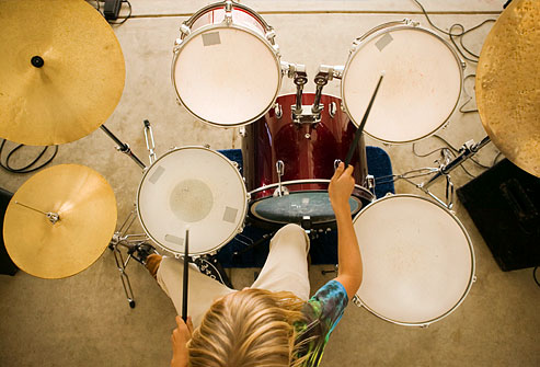 Learn Playing Drum Online
