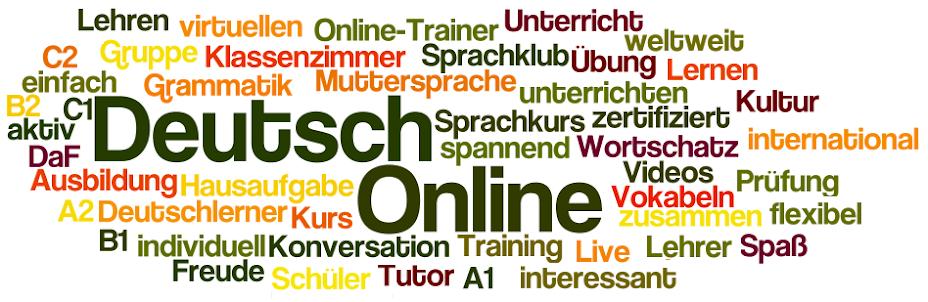 Deutsch-Online im DaF