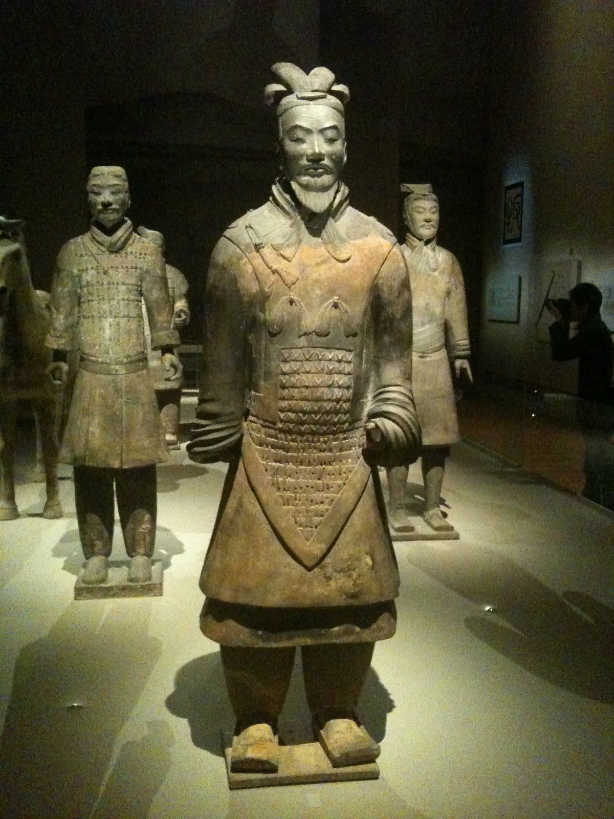 terracotta warriors Book your tickets online for the museum of qin terra-cotta warriors and horses, xi'an: see 12,436 reviews, articles, and 9,556 photos of the museum of qin.