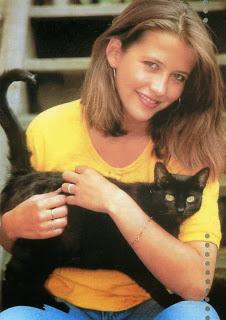 caterville: sophie marceau's cats