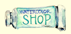 Watercolor originals &amp; Prints!