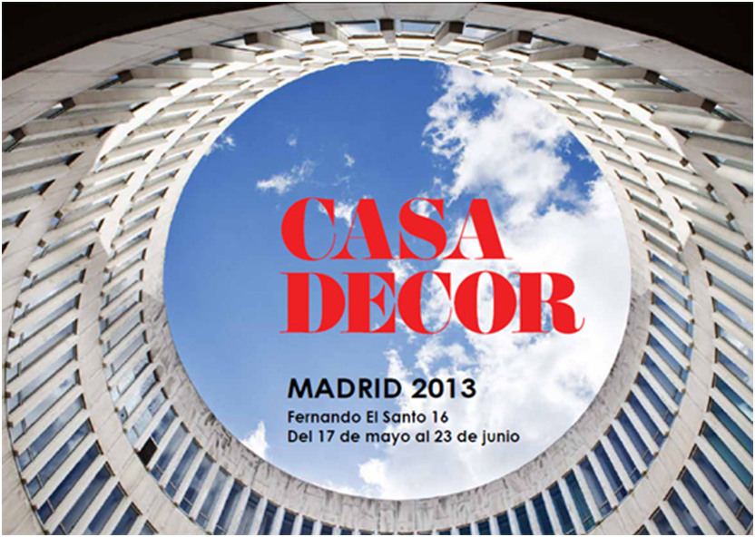 Orac decor en casa decor madrid 2013 orac decor espa a - Aries interioristas ...