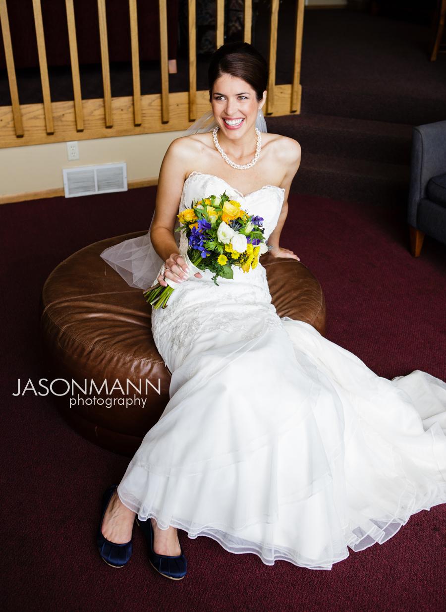 Jason Mann Photography - Door County Bride Portrait