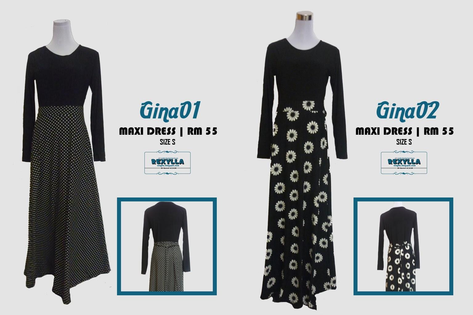 rexylla, maxi dress, printed