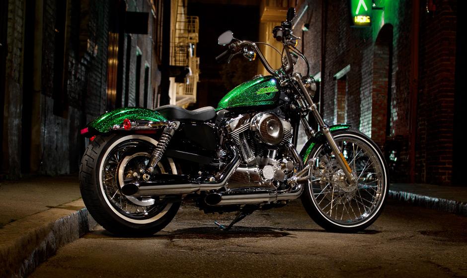 Harley Davidson Xlv Sportster Seventy Two