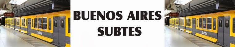 BUENOS AIRES SUBTES