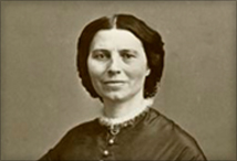 Clara Barton 1865