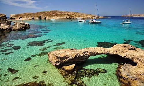 Blue Lagoon - Comino island - Malta