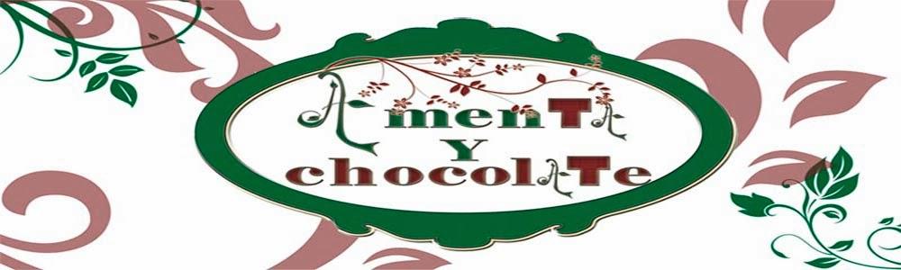 A menta y chocolate