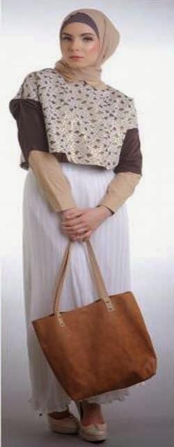 Idees de look hijab