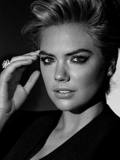 Kate Upton sexy photos Harpers Bazaar Australia Magazine December 2015