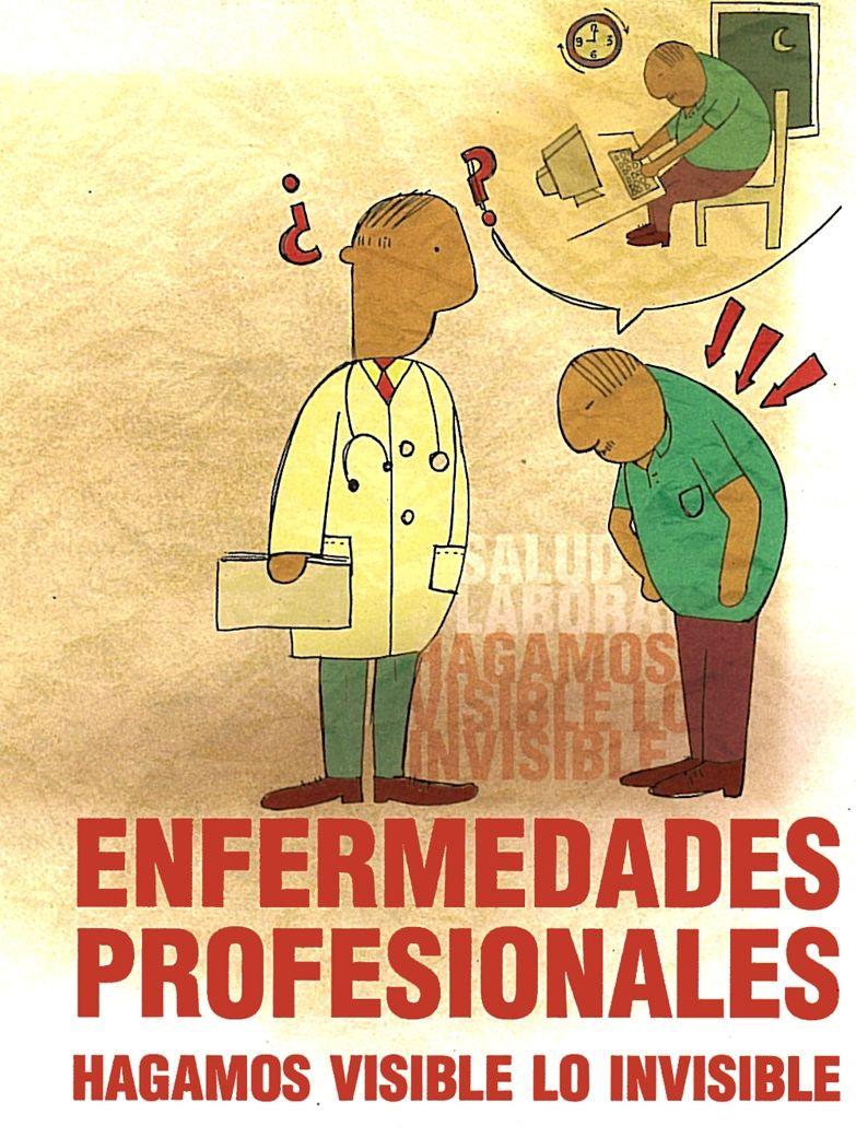 jurisprudencia enfermedad profesional:
