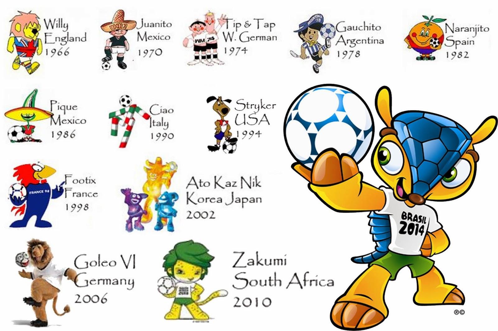 Fifa Piala Dunia Brazil 2014