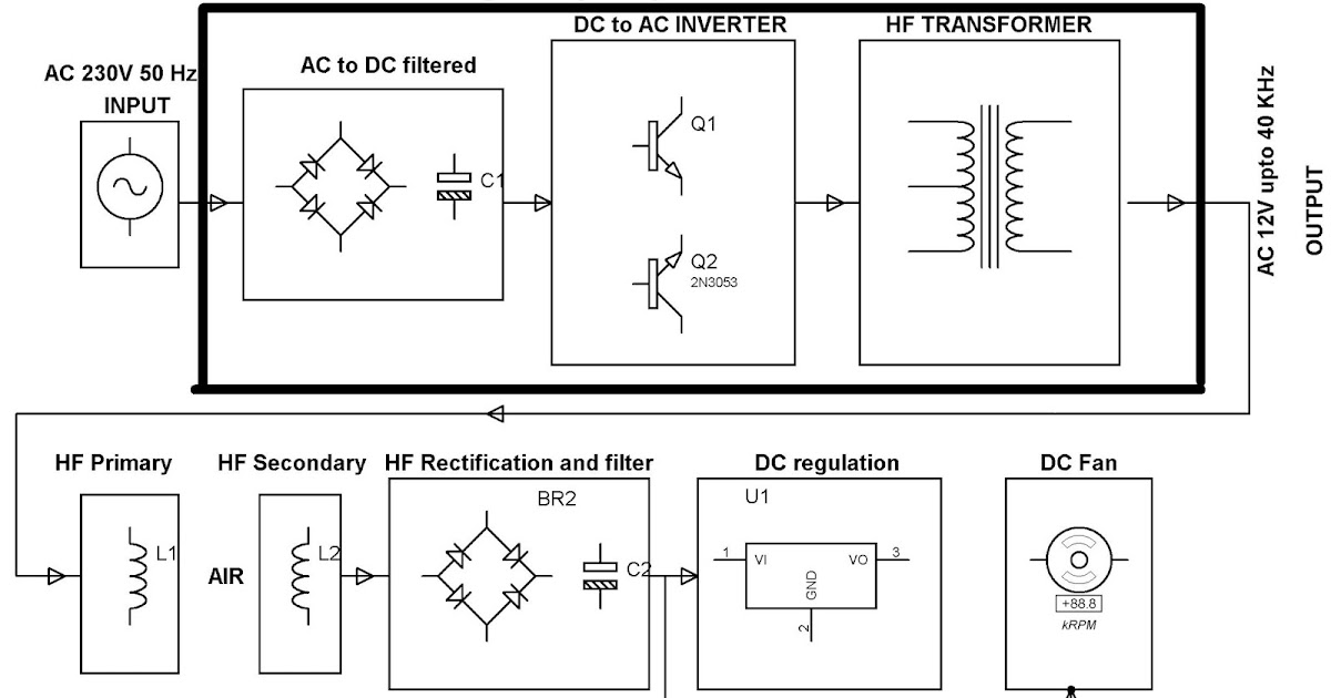 electronics project  malaysia   wireless power transfer