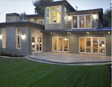 Fachadas de casas arquitectura en casas modernas - Arquitectura casas modernas ...