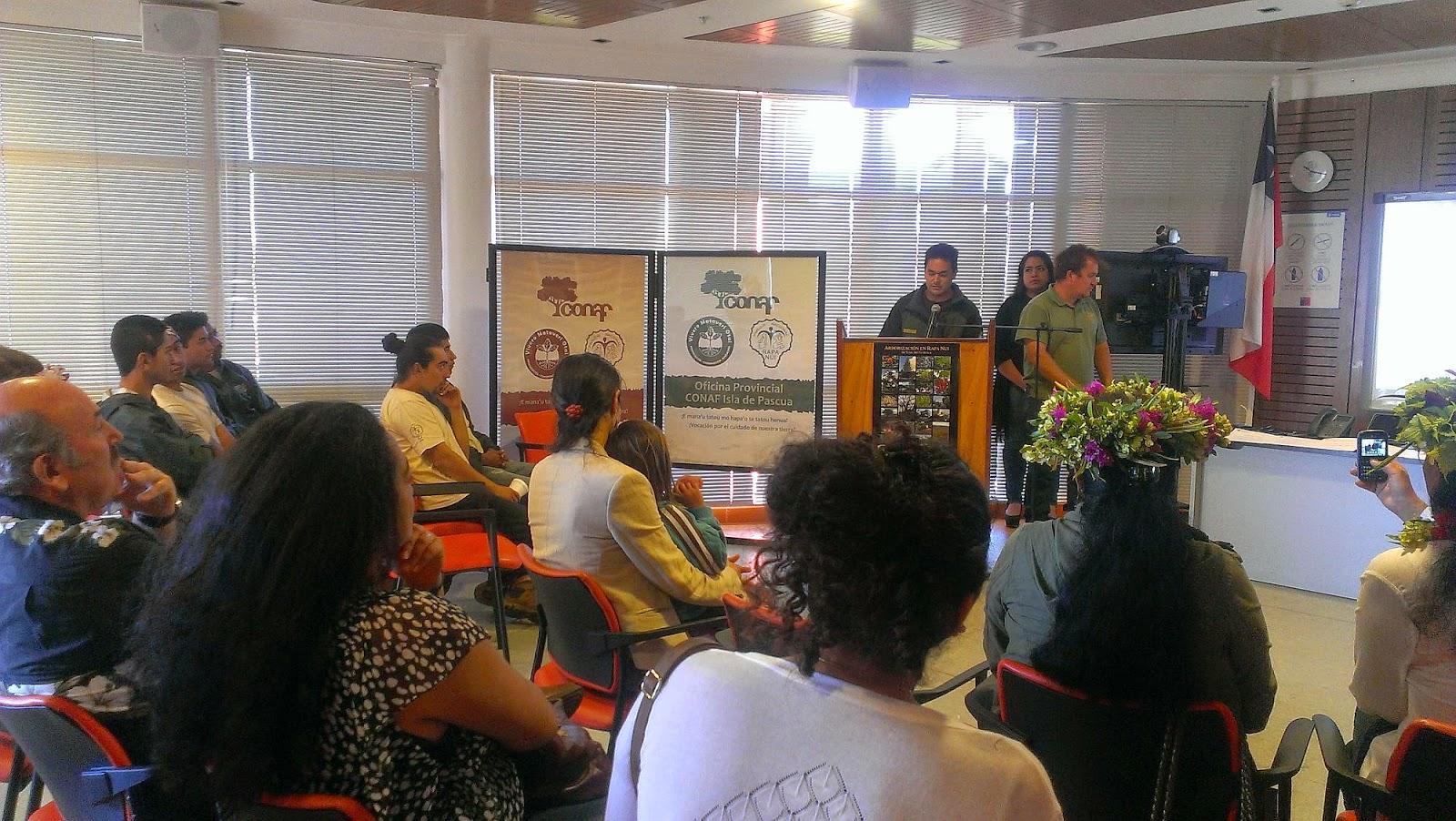 Polinesia chilena actualizado bolet n taiko for Viveros en quillota