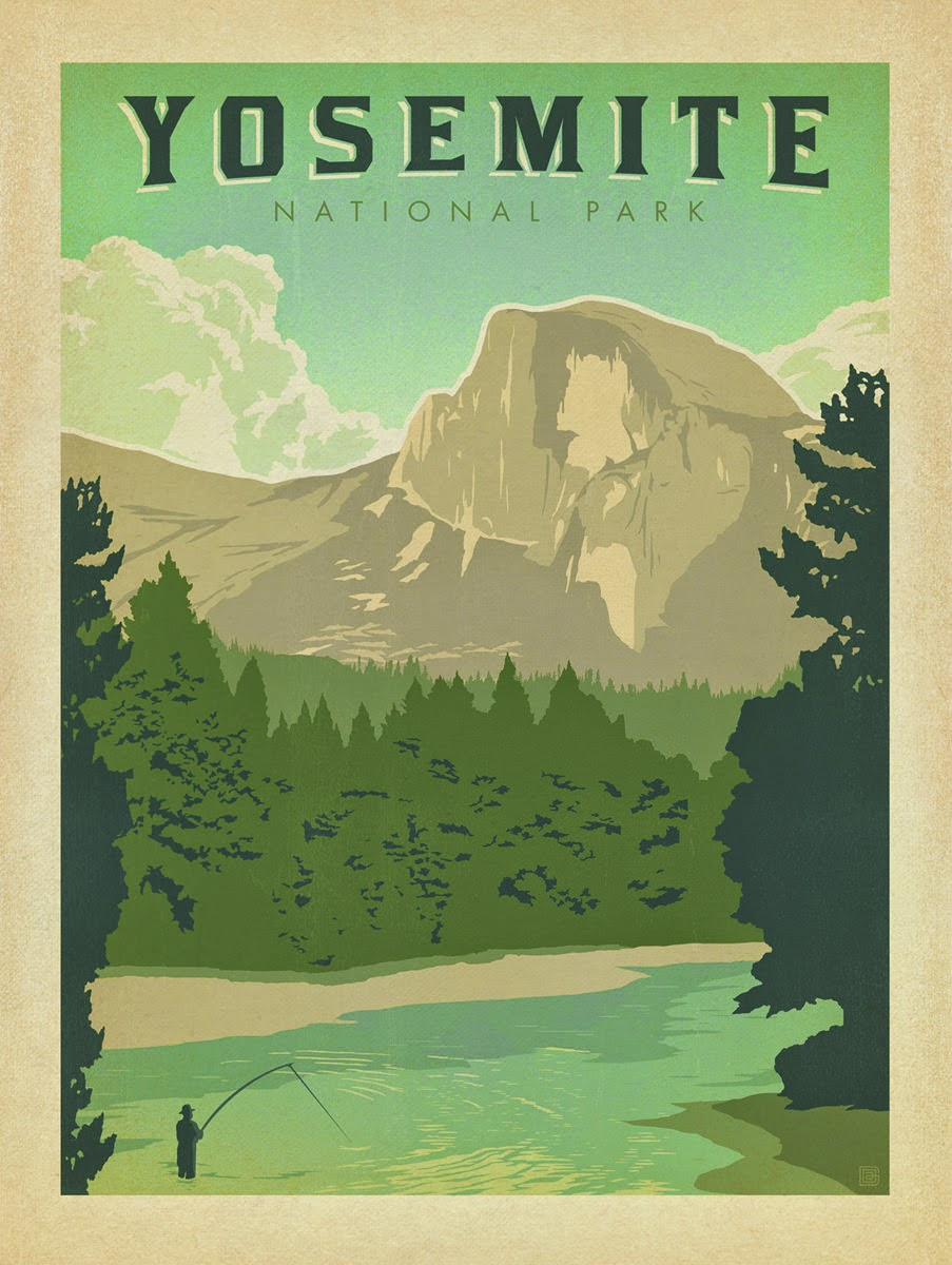 Yosemite National Park by Anderson Design Group