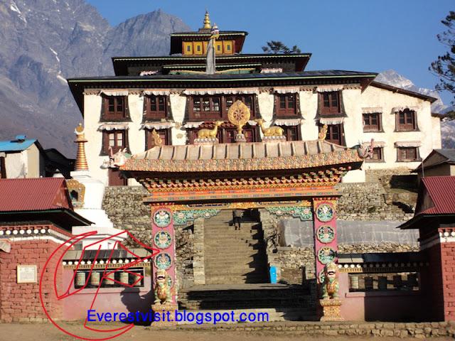 Tengboche, Monastery