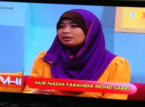 Wanita Hari Ini, TV3