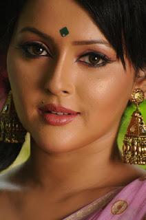 Megha Ghosh real life image1