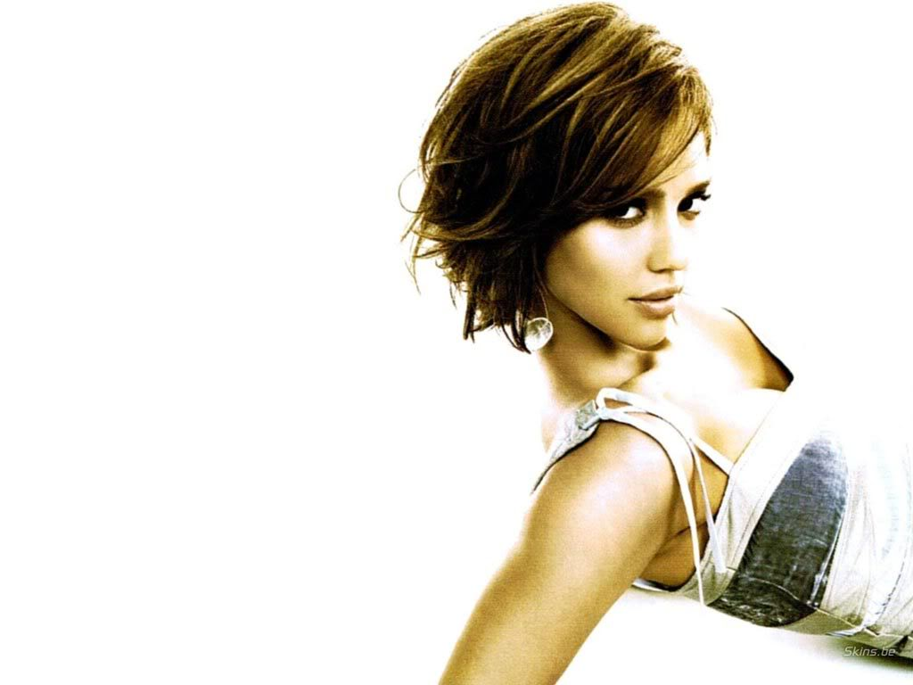 Jessica Alba - Wallpaper Actress