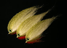 Olive Baltic scud baitfish (Substitute)