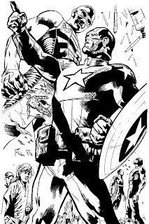 Bryan Hitch ultimates inks