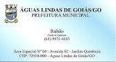 Rubens Águas Lindas