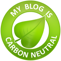 My blog is carbon neutral !