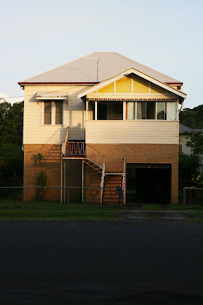 Elevated house, North Lismore