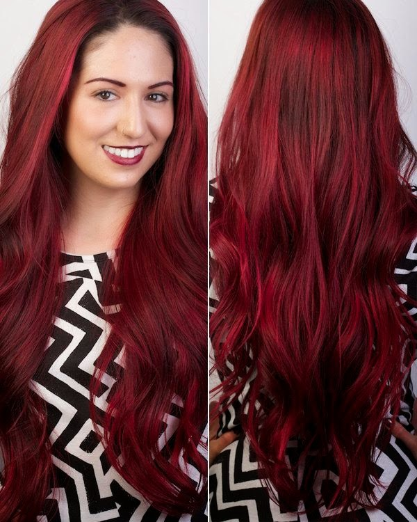 Hairstyles And Women Attire 5 Best Winter Hair Colors