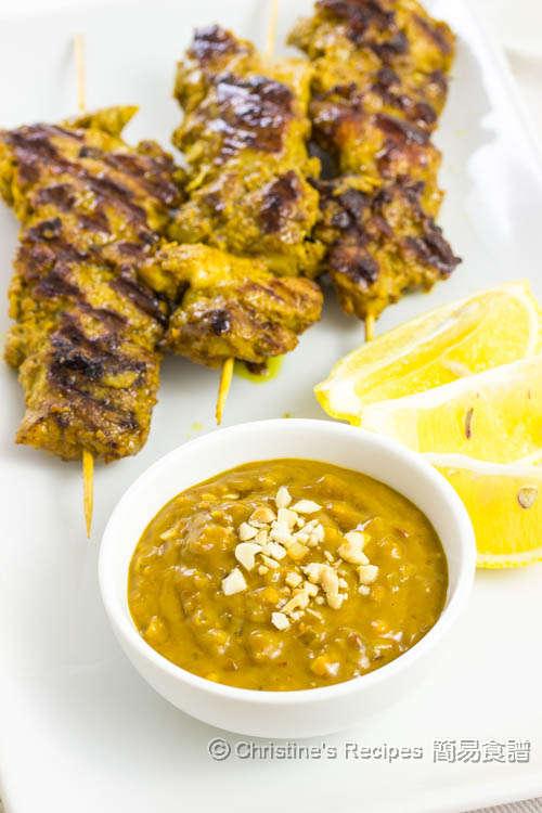 Peanut Satay Sauce01