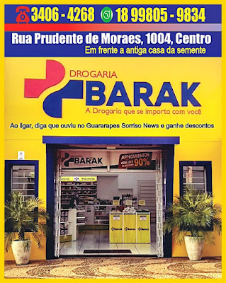 DROGARIA BARAK